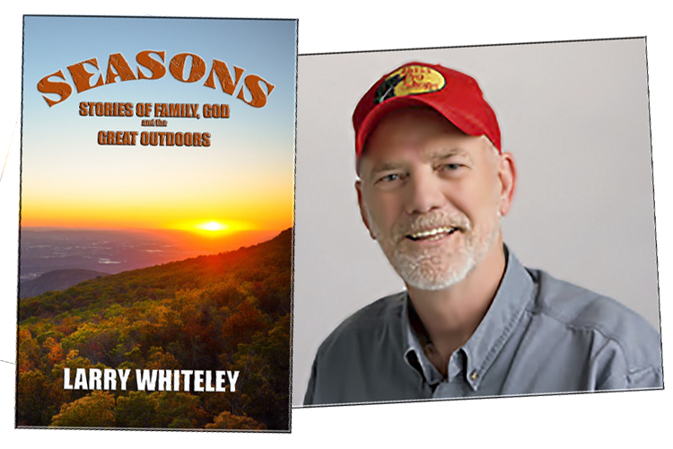 Larry Whiteley shares touching and compelling stories