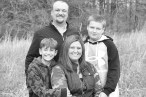 The new company is a family operation including Derek Martin, his wife Renee and two sons, Dean and Reed.