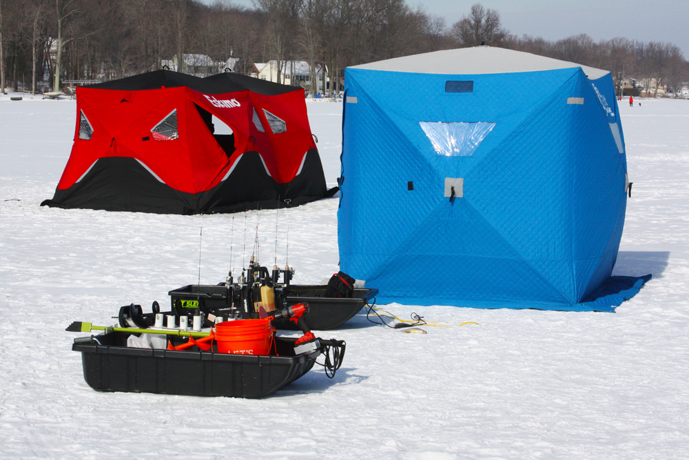 Crappie Basics – Buy Winter Fishing Gear Now for Bargains